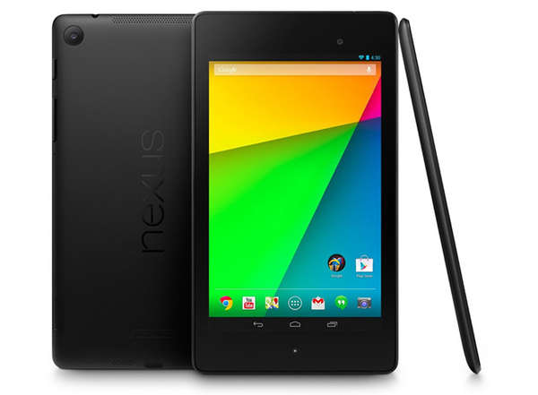 new Google Nexus 7