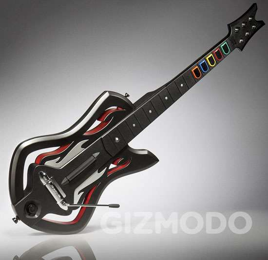 New Guitar Hero Controllers
