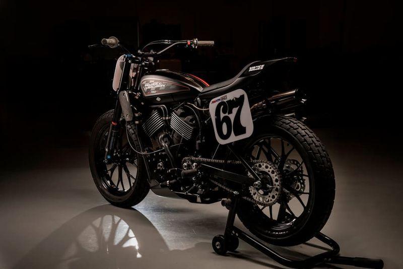 Racing-Centric Motorbikes