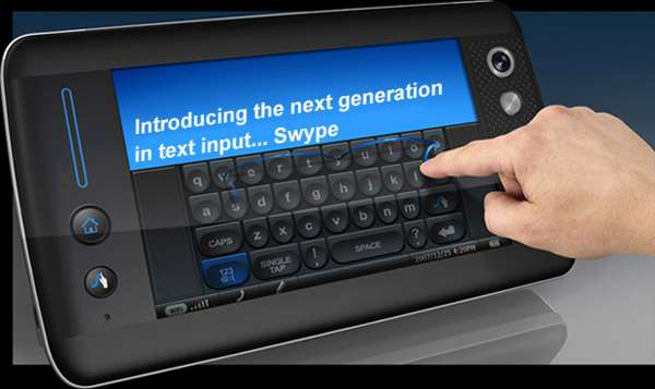 Touch-Screen Keyboards