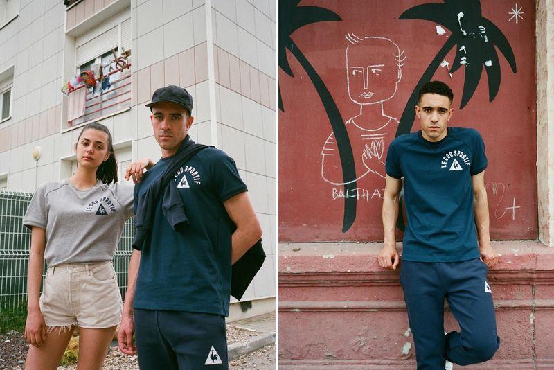 Textile-Honoring Sportswear