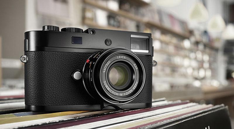 Purist Screen-Free Cameras