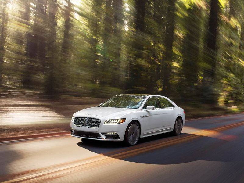 Luxury American-Made Sedans