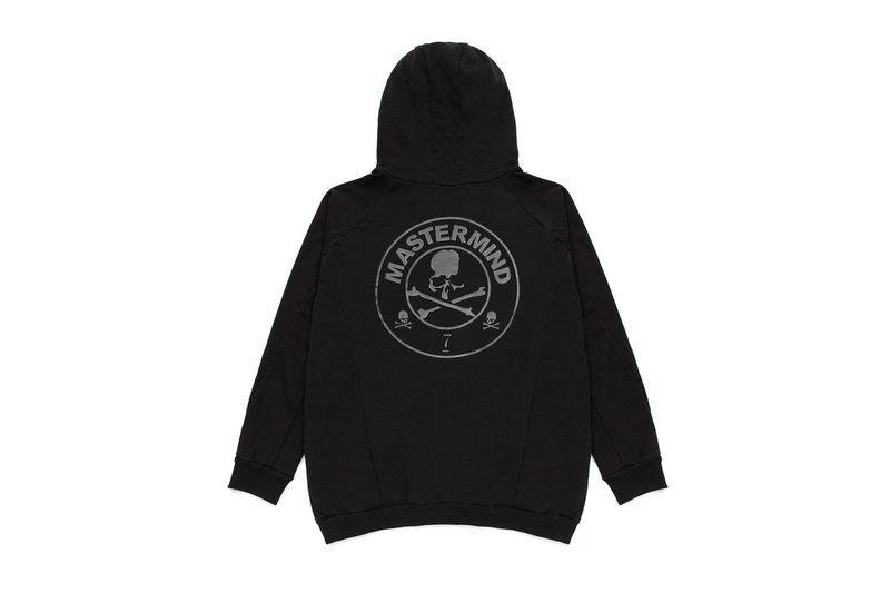 Collaborative Skull-Covered Streetwear