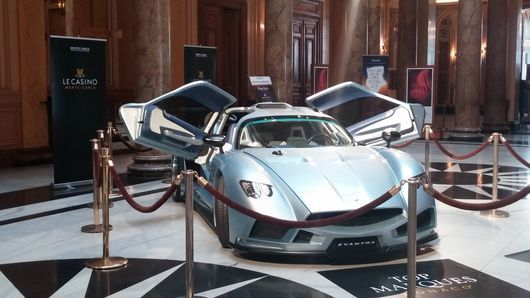 Reflective white supercars mazzanti evantra for Most reflective white paint