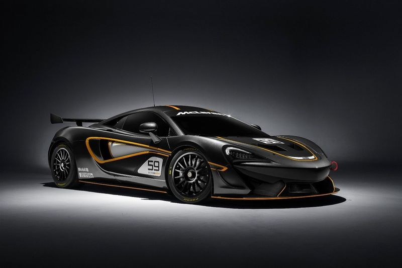 Aerodynamic Sports Cars