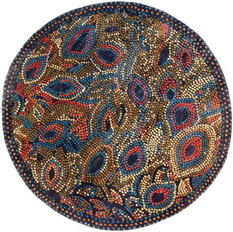 Exotically Intricate Carpets
