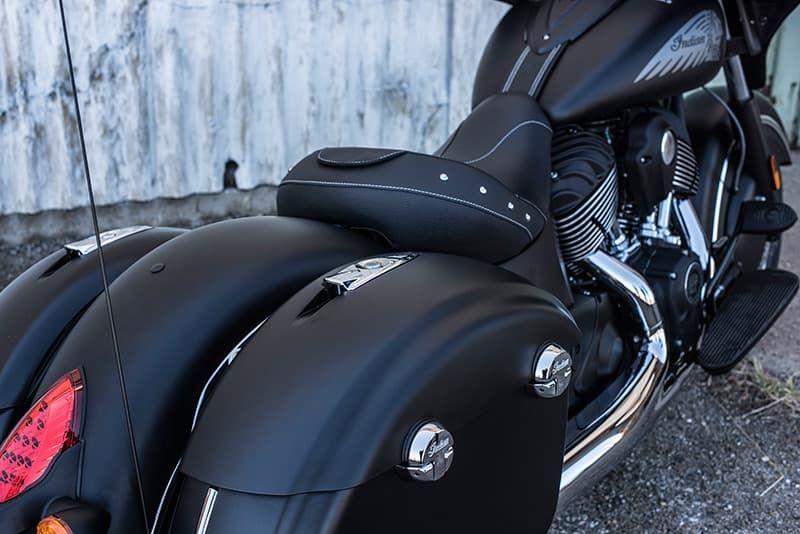 Blackened Performance Motorbikes