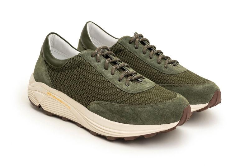 Modern Mesh Sneakers