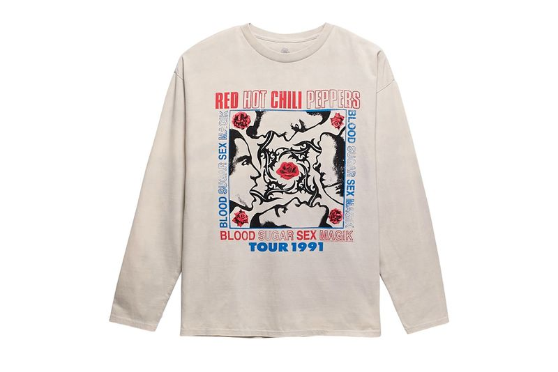 Iconic Rock Band Apparel
