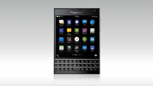 Squared Smartphone Screens