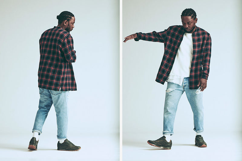 Rapper-Designed Classic Sneakers
