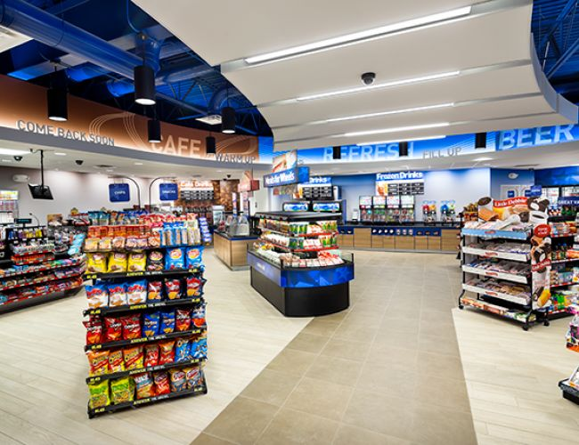 Experience-Focused Convenience Stores
