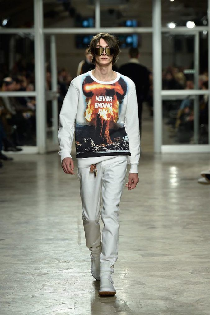 Apocalypse-Inspired Menswear