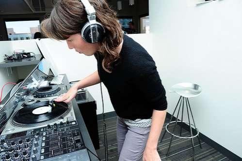 Dining Room DJ Booths