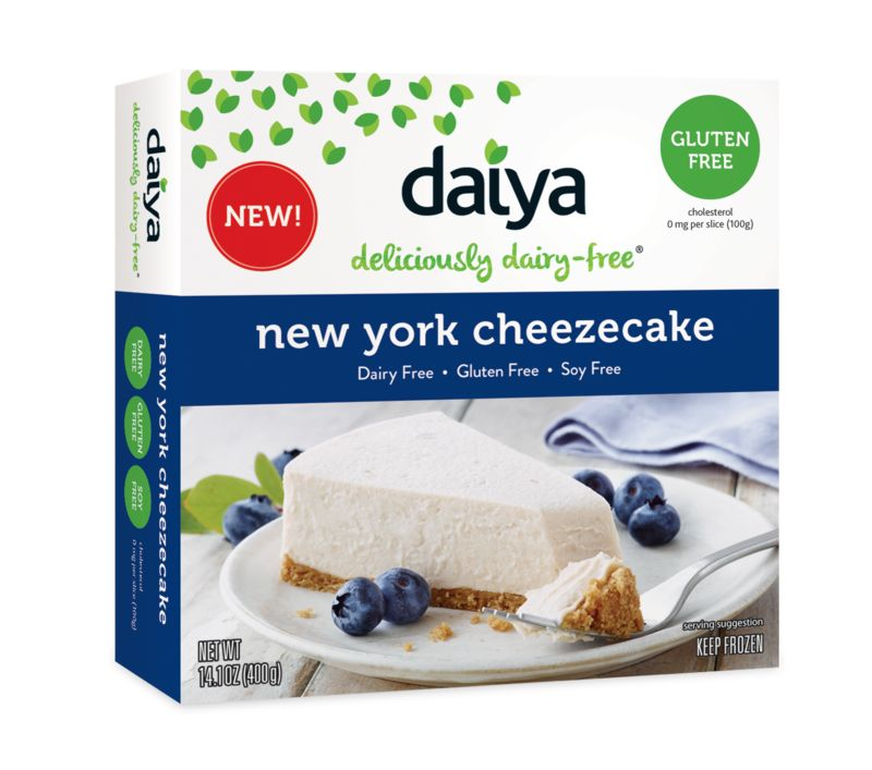 Indulgent Dairy-Free Cheesecakes