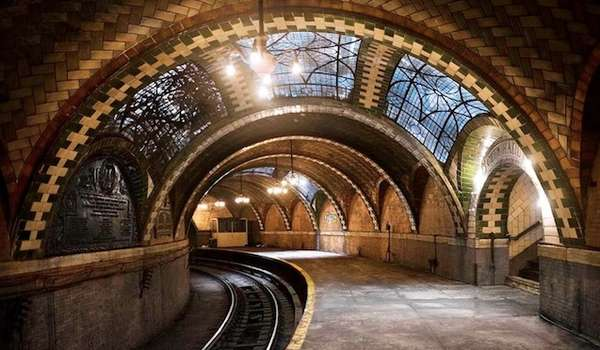 New York City Hall Station