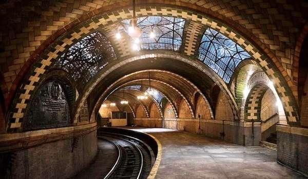 Underground Cathedrals