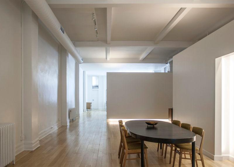 Renovated Light-Bathed Lofts