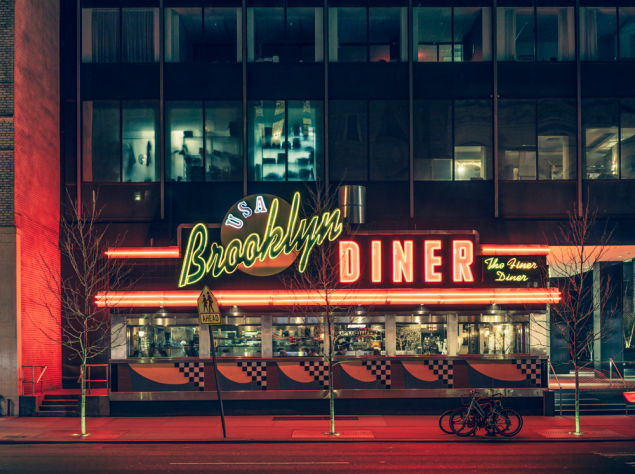 Cinematic City Photography