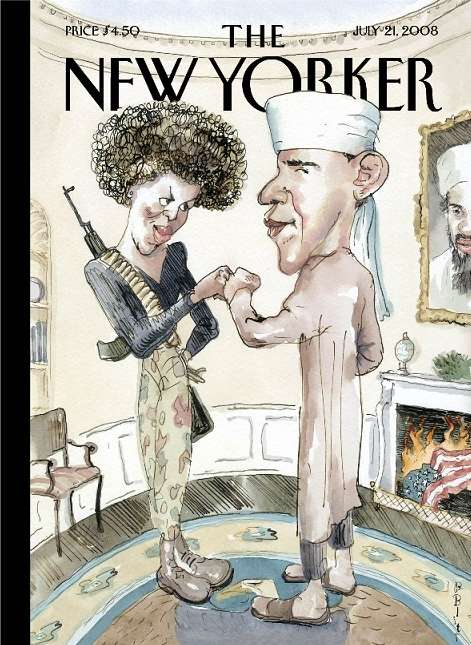 Offensive New Yorker Covers