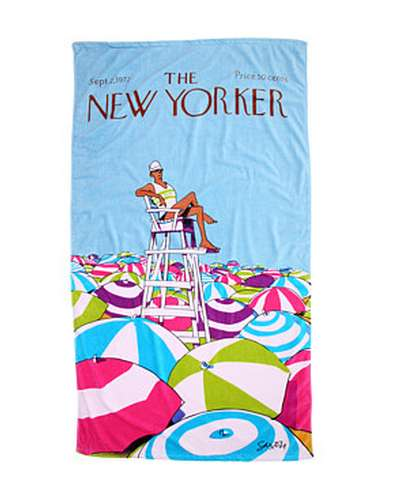 New Yorker Towels