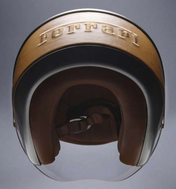 Luxury Car Helmets