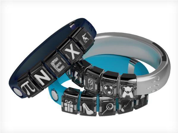 Hi-Tech Charm Bracelets