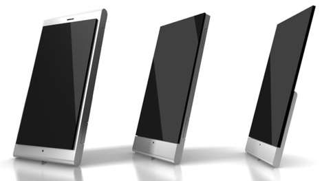 Device-Integrating Smartphones