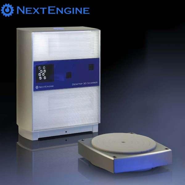 3D Scanner-Copiers