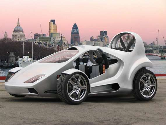 Next Gen Carbon Neutral Flying Cars