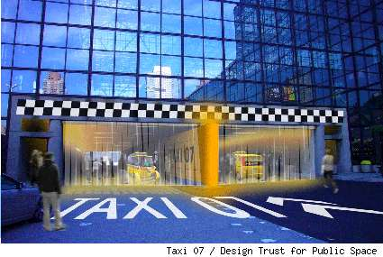 Next Generation Taxis Are Set To Be Introduced In New York