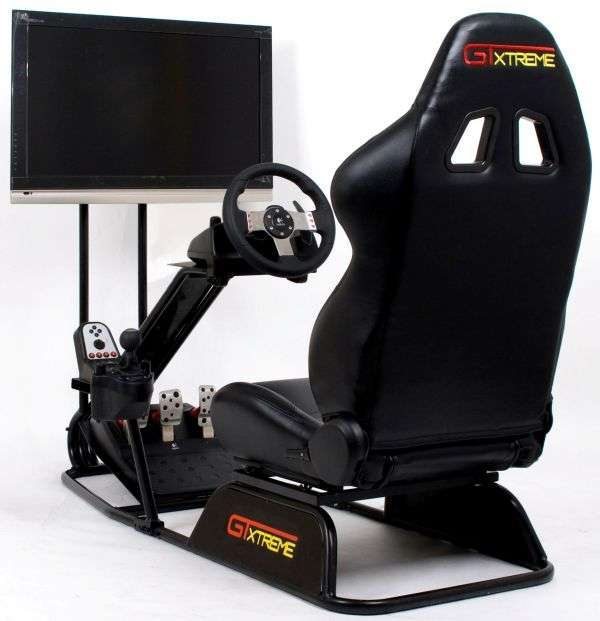 Realistic Auto Simulators Next Level Gtxtreme Racing
