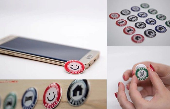 Multifunctional Smartphone Buttons