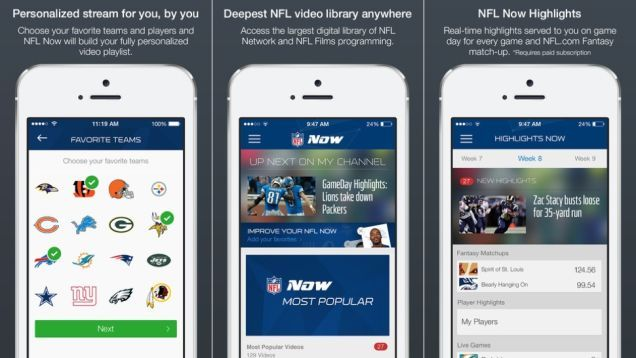 Fully Loaded Football Apps