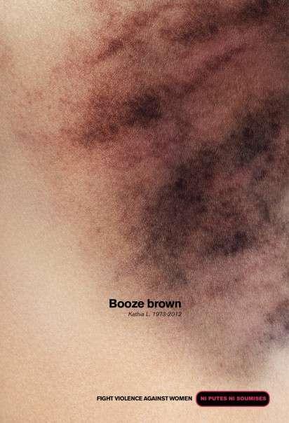 Brutal Bruise Ads
