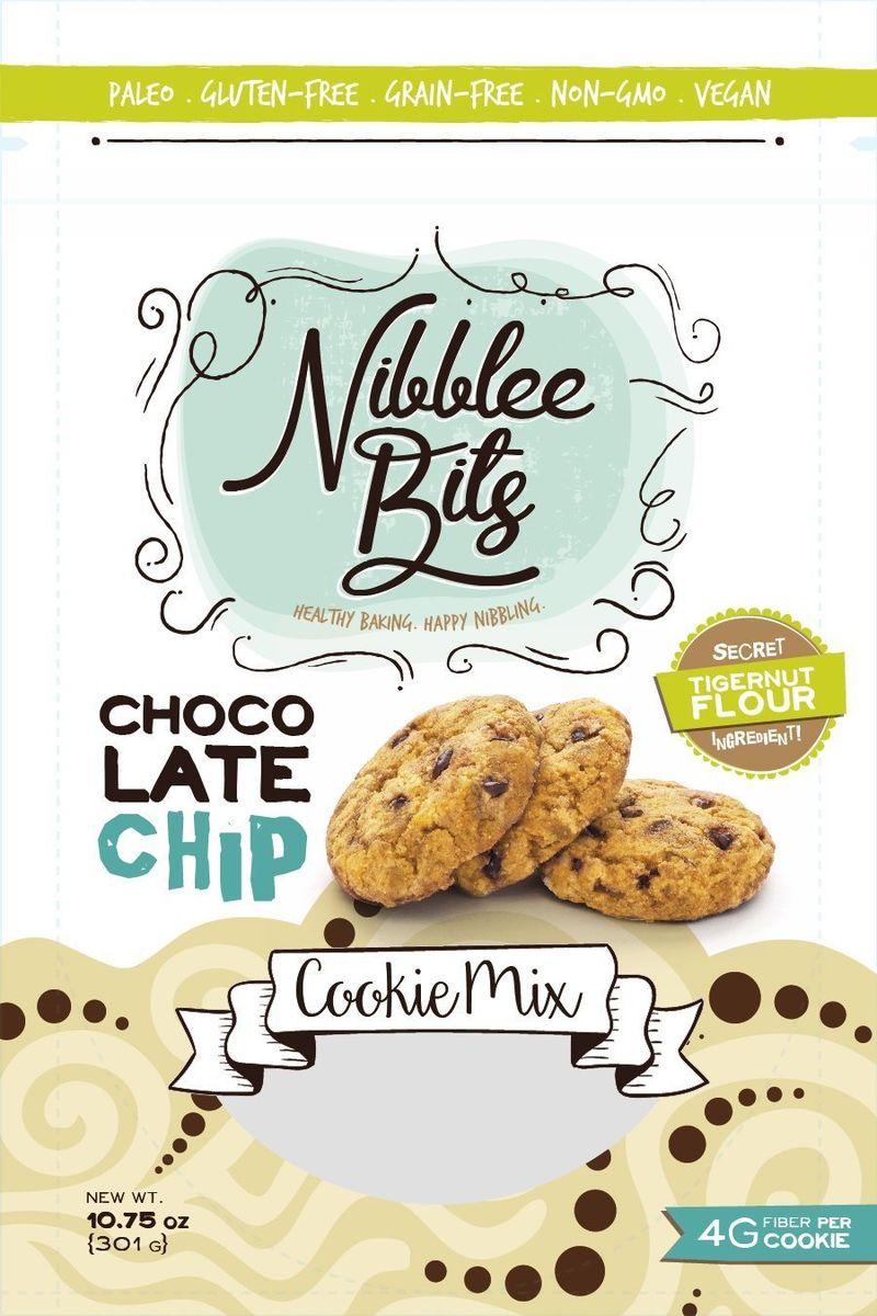 Probiotic Chocolate Chip Cookies