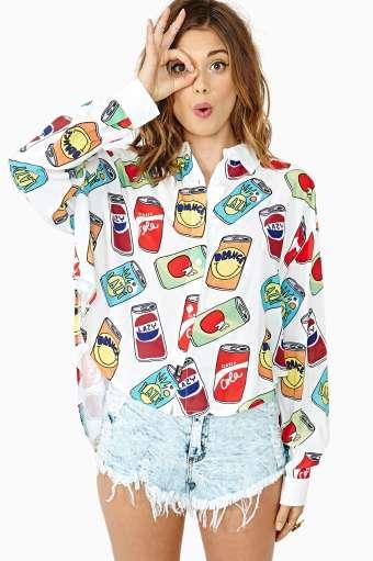 Soda Junkie Fashions
