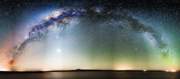 Spectacular Starry Sky Photography