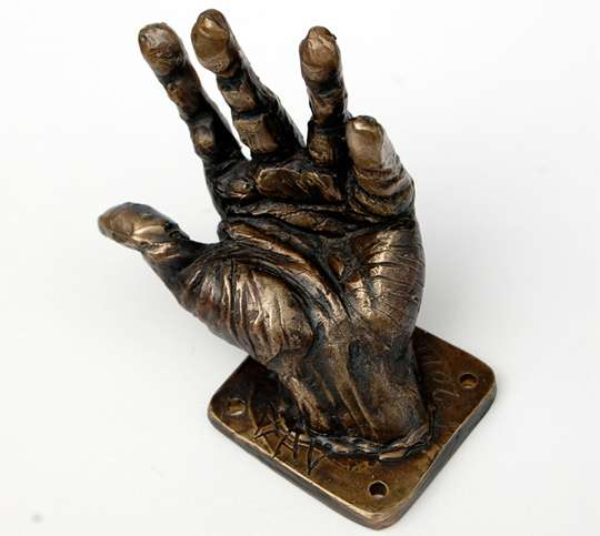 Bronzed Appendage Holders