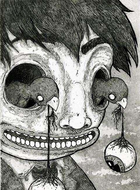 Sinister Sketches : nick francel