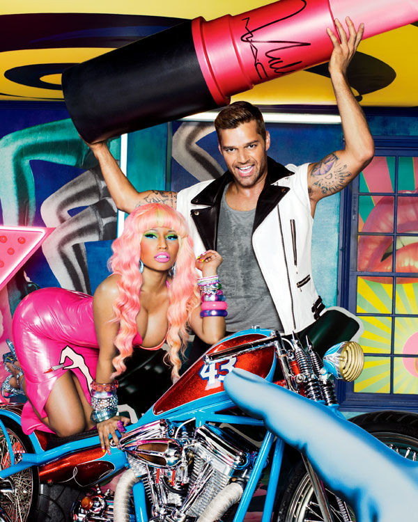 nicki minaj and ricky martin
