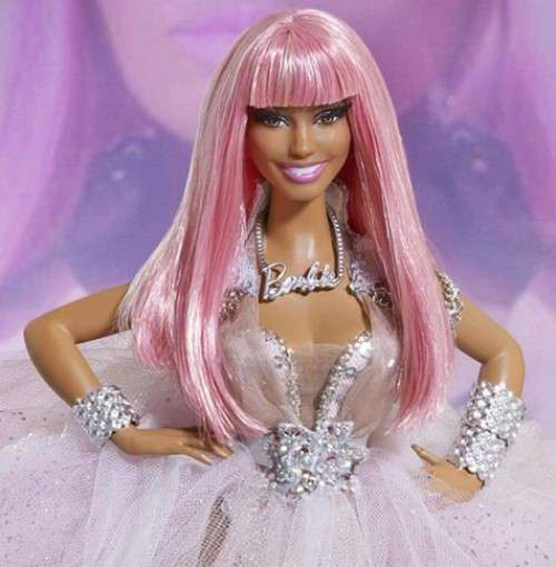 Adorable Rapper Barbie Dolls