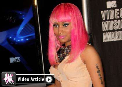Nicki Minaj MTV Interview