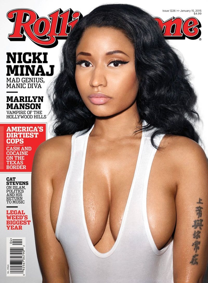 Controversial Rapper Covers