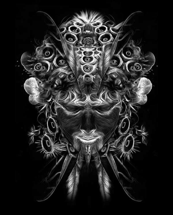 Surreal Fantasy X-Rays