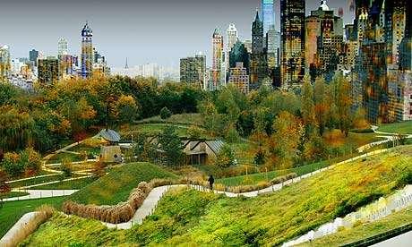 Futuristic Green Capitals