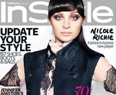 nicole richie instyle uk october 2010