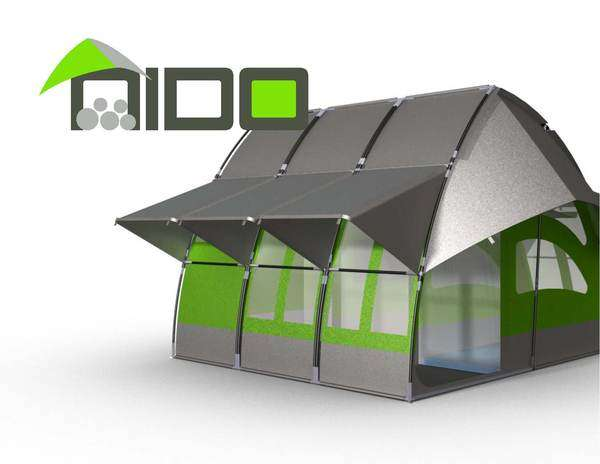 NIDO Portable Shelter