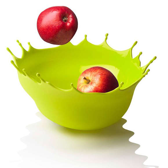 Niels Romer Drop Fruit Bowl